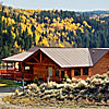 Wilderness Edge Cabins & Family Lodges - Just 35 minutes from West Yellowstone, offering premium log lodge home rentals (4-5bdrms each). Private access to Cliff Lake, close to Madison River for anglers.