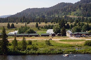 West Fork RV Resort - on the Madison River