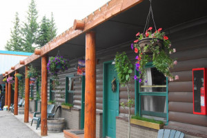 Moose Creek Inn & Cabins - a cut above motels