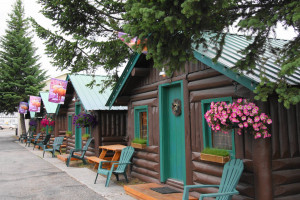 Moose Creek Inn & Cabins - close to the Park