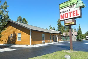 Pine Shadows Motel and Condominiums