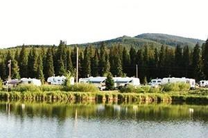 Yellowstone KOA Mountainside - fun RV Park