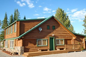 Cabins West - Yellowstone home rentals
