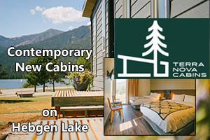 Terra Nova Cabins - on Hebgen Lake