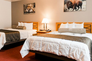 White Buffalo Hotel - best value in West