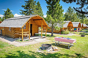 Yellowstone/WestGate KOA - well priced cabins