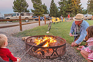 Yellowstone/West Gate KOA - camp & RV resort